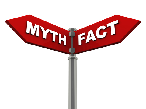 3 myths about stock market investing