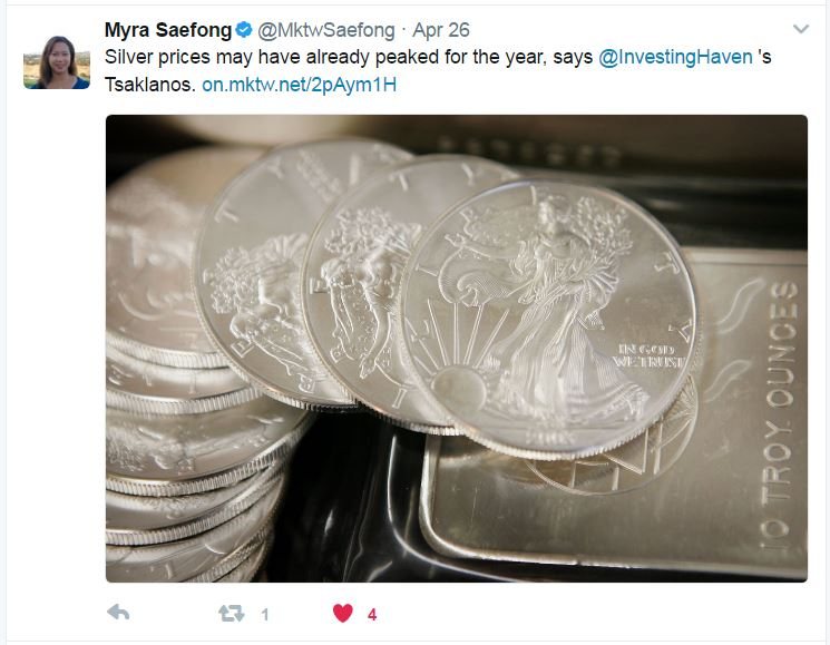 silver price prediction marketwatch