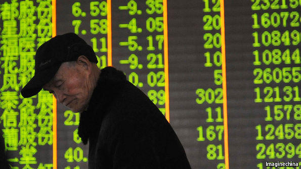 china stock market outlook
