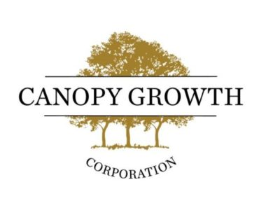 canopy growth stock price