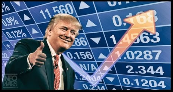trump vs markets