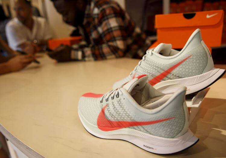 footwear stocks