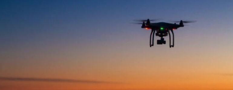 drones tech stock