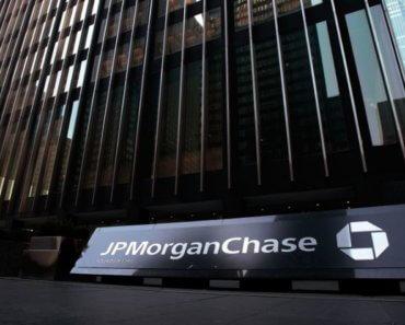 JP Morgan stock